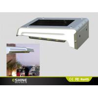 Wholesale Outdoor Solar Security Lights / Human Visual Motion Sensing Wall Light from china suppliers