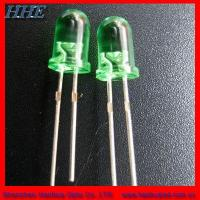 Wholesale 5mm Round Green LED Diode from china suppliers