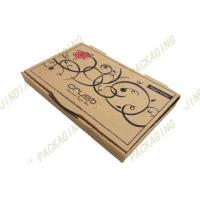 Wholesale Corrugated Paper Food Packaging Box, Custom Pizza Boxes for Promotion from china suppliers