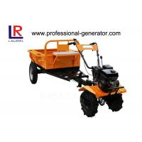 Buy cheap 13HP Mini Cultivator with optional trailer from wholesalers