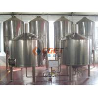 Wholesale Professional Microbrewery Equipment Stainless Steel Brewing Vats 1000L from china suppliers