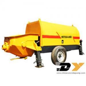 Compact Concrete Pump