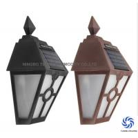 Wholesale 10 Lumen Solar Powered LED Wall Light , Wall Mounted Solar Lights Outdoor from china suppliers