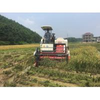 Wholesale RL(4LZ-6.0P)102hp TRACK COMBINE HARVESTER crops rice grain tank combine machinery MADE IN CHINA from china suppliers