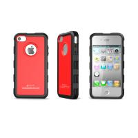 China Toughness iPhone 4s Case with Stand / Apple 4g Covers with Kickstand on sale