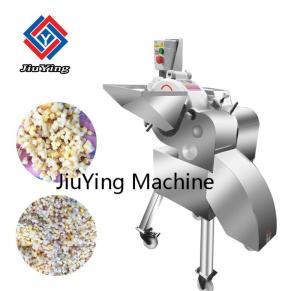 China Fruit Cube Vegetable Processing Equiment Potato Onion Cassava Dicing Machine on sale