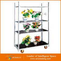 Wholesale Flower Garden Cart Display Rack from china suppliers