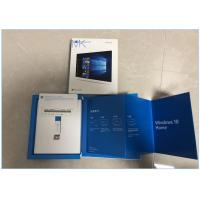 Wholesale USB Flash Drive Microsoft Windows 10 Operating System , Win10 Home Full Version 32 & 64- bit from china suppliers