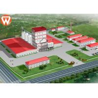 Buy cheap With Steel Structure Design 20T/H Livestock Animal Feed Production Line from wholesalers