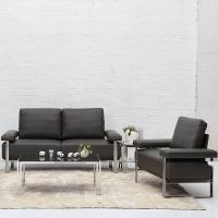 Wholesale Custom Office Furniture Partitions / Leather Office Sofa Set For Hotel Lobby from china suppliers