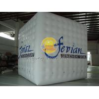 Wholesale White Fireproof Cube Balloon from china suppliers