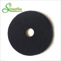 Wholesale Nylon Colored Floor Machine Scrubbing Pads , Floor Buffer Pads For Cleaning / Polishing from china suppliers