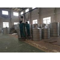 Wholesale 5000L Large Scale Beer Brewing Equipment Vertical Type Polished Surface from china suppliers