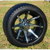 Wholesale Electric Golf Cart Street Tires Aluminum Utility Cart Tires And Wheels 12 Inch from china suppliers