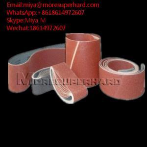 Wholesale Abrasive Belts, Sanding Belts ceramic, silicon, zirconia,aluminum miya@moresuperhard.com from china suppliers