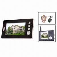 Wholesale 2.4GHz Digital Wireless Peephole Viewer from china suppliers