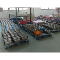 Wholesale Extruded aluminum ASTM6005 body DA / SR Pneumatic Actuator Valve from china suppliers