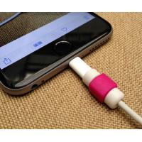 Wholesale New design Iphone mobile phone cable protector with various color from china suppliers