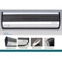 Wholesale Fire Resistance Cool / Hot Air Door Heaters Air Curtain With Aluminum Cover from china suppliers