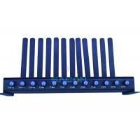 Quality 12 Channels Power Adjustable Mobile Phone Blocker Jammer Frequency 5.8G Signal for sale