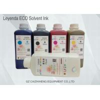 Wholesale Environmental Eco Solvent Inks 1 Liter For Epson DX4 DX5 DX7 Printhead from china suppliers