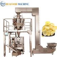 Wholesale Potato Chips 3 Kw Automatic Food Packing Machine 1800*1250*1780mm from china suppliers