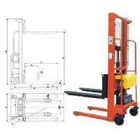 Wholesale EMS-S Semi-Electric Stacker from china suppliers