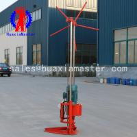 China Hot-sale products engineering sampling drill rig core drilling machine is compact structure, small volume for sale