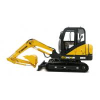 Wholesale Land Moving Equipment Mini Crawler Excavator with  6 Ton weight and Yanmar Engine from china suppliers