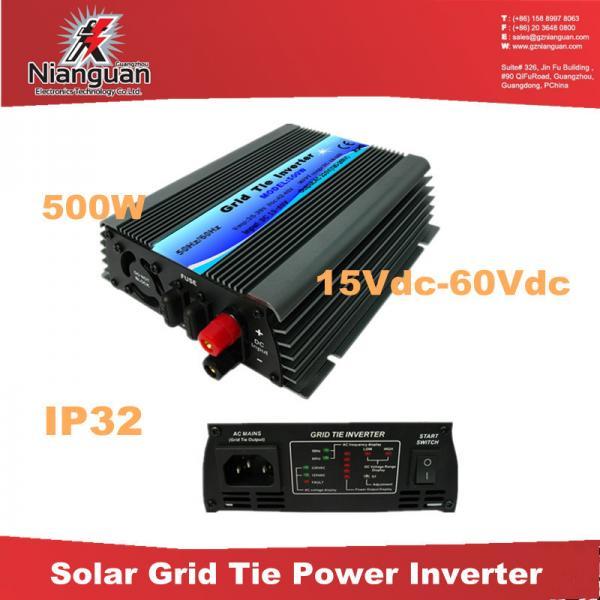 500wrenewable solar inverter on grid micro inverters ...