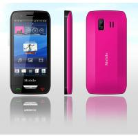 Wholesale A8 Android 2.2 Capacitive Screen Build-in Games Dual Sim Card Smart Phone  from china suppliers