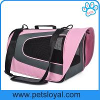 Amazon Ebay Hot Sale Pet Dog Travel Carrier Bag China Factory