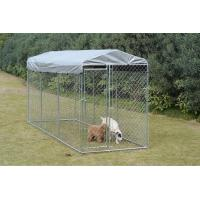Chain Link Dog Run Fence 6ft X 10ft X 10ft Dog Kennel