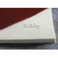 Wholesale 1mm - 100mm 100% Pure White Wool Felt Sheets with  RT112, R112, R122 Wool from china suppliers