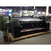China Two Epson Head Digital Fabric Printing Machine 1440 DPI Resolution on sale