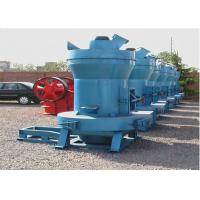 Wholesale Gypsum Grinding Machine Triple Roller Silicate Coke Fluorite Ore Raymond Mill from china suppliers
