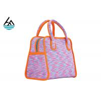 Wholesale Fashion Large Durable Built Neoprene Tote Bag With Handle Easy Carry from china suppliers