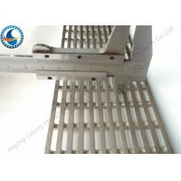 Wholesale 304 Flat Stainless Steel Wedge Wire Screen Panels Anti Corrosion 0.2mm Slot from china suppliers