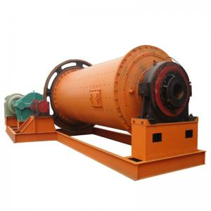 Wholesale Mining Equipment 25mm Capacity 35t/H Gold Ball Mill from china suppliers