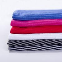 Wholesale Light Weight Stripe 100 Cotton Knit Fabric For Garment from china suppliers