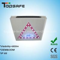 Wholesale 2012 New Developed LED Solar Traffic Warning Signs from china suppliers