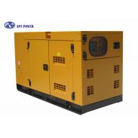 China 25kVA Fawde Generator With Brushless Alternator , Soundproof Diesel Generator on sale