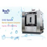 Barrier Washer Extractors Usa ~ Hospital barrier washer extractor industrial laundry