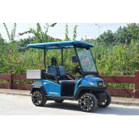 Buy cheap Fuel Type Electric Golf Vehicle / 2 Seater Golf Buggy 1 Year Warranty from wholesalers
