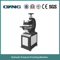 Wholesale W cut Bag Manual Punching Machine from china suppliers