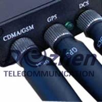 Wholesale Portable + GPS Mobile Phone Signal Jammer (10 Meter Range) from china suppliers