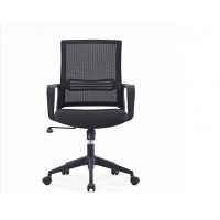 Wholesale EBUNGE Black Ergonomic Office Chair Fabric Mesh  Chair Executive Swivel Computer Chair from china suppliers