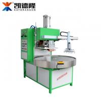 China Automatic 4 position round plate blister packing machine with robot hand on sale
