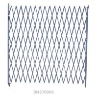 Wholesale Warehouse Entrance Swing Steel Folding Security Gates 7.5' Opening X 6.5' H from china suppliers
