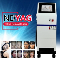 Wholesale 532Nm ND YAG Laser Tattoo Removal Machine from china suppliers